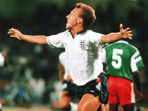 David Platt - Inglaterra vs Camerún (Italia 90)