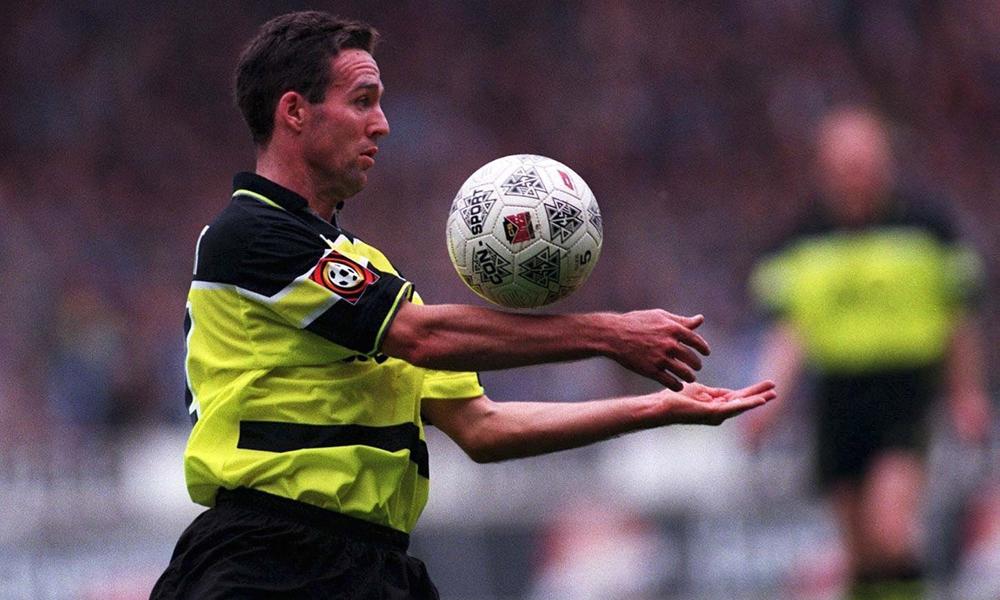 Paul Lambert Borussia Dortmund 04101997