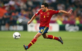 Xavi - Spain (Getty)