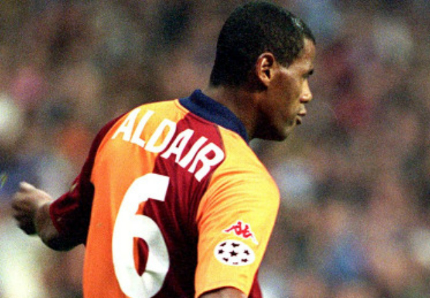 Aldair - AS Roma