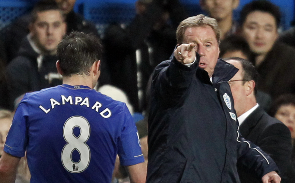 Harry Redknapp, LAMPARD
