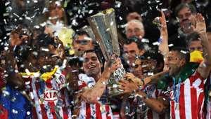 Atletico Madrid - Europa League 2010