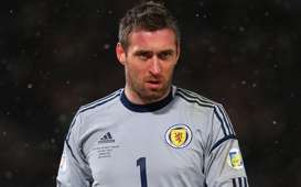 Allan McGregor,Scotland