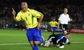 Ronaldo Brazil FIFA World Cup 2002