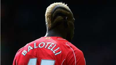 Mario Balotelli | Liverpool 1-1 Everton | Premier League | Anfield