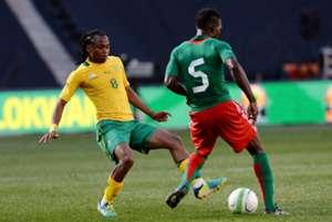 Tshabalala versus Burkina Faso - Bafana Bafana