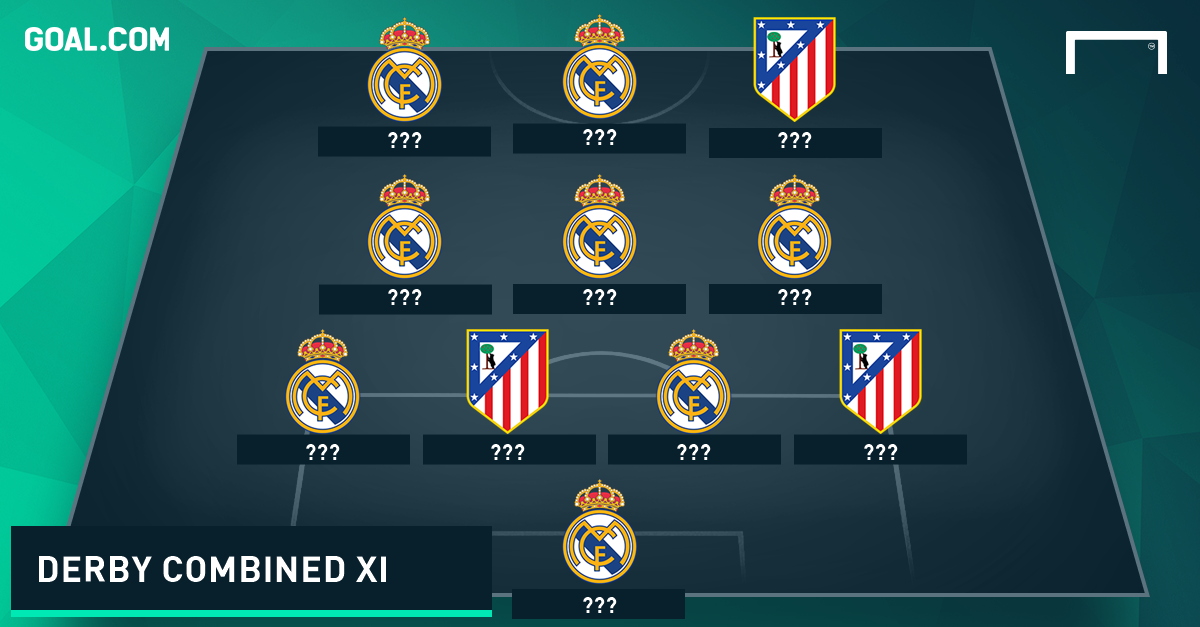 Real Madrid Atletico Madrid tease