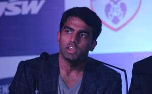 Parth Jindal, JSW Bengaluru FC launch