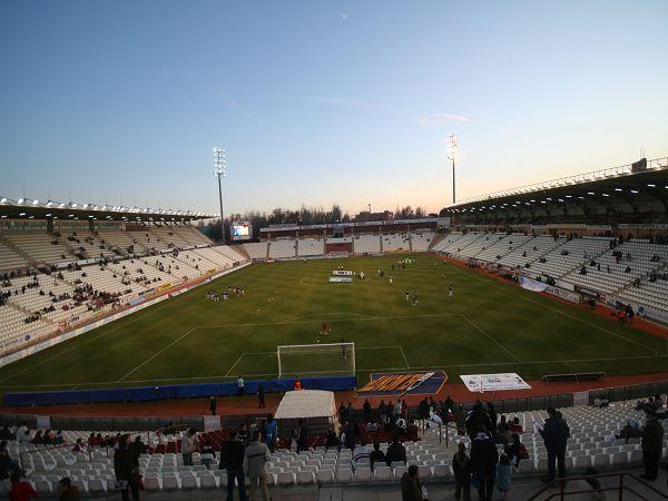 Estadio Carlos Belmonte Albacete