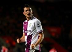 Aston Villa's Libor Kozak