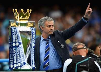Jose Mourinho  Chelsea Premier League 24052015