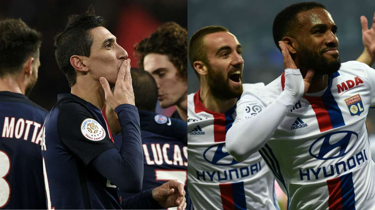 Champions League 2016-17 group stage | France