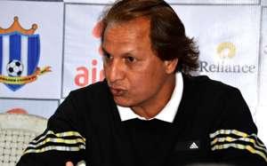 Santosh Kashyap Rangdajied United FC