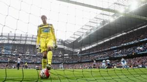 Tim Krul Newcastle United Manchester City
