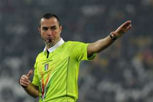 Marco Guida, Italian referee