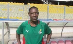 Evans Adotey - Black Maidens coach