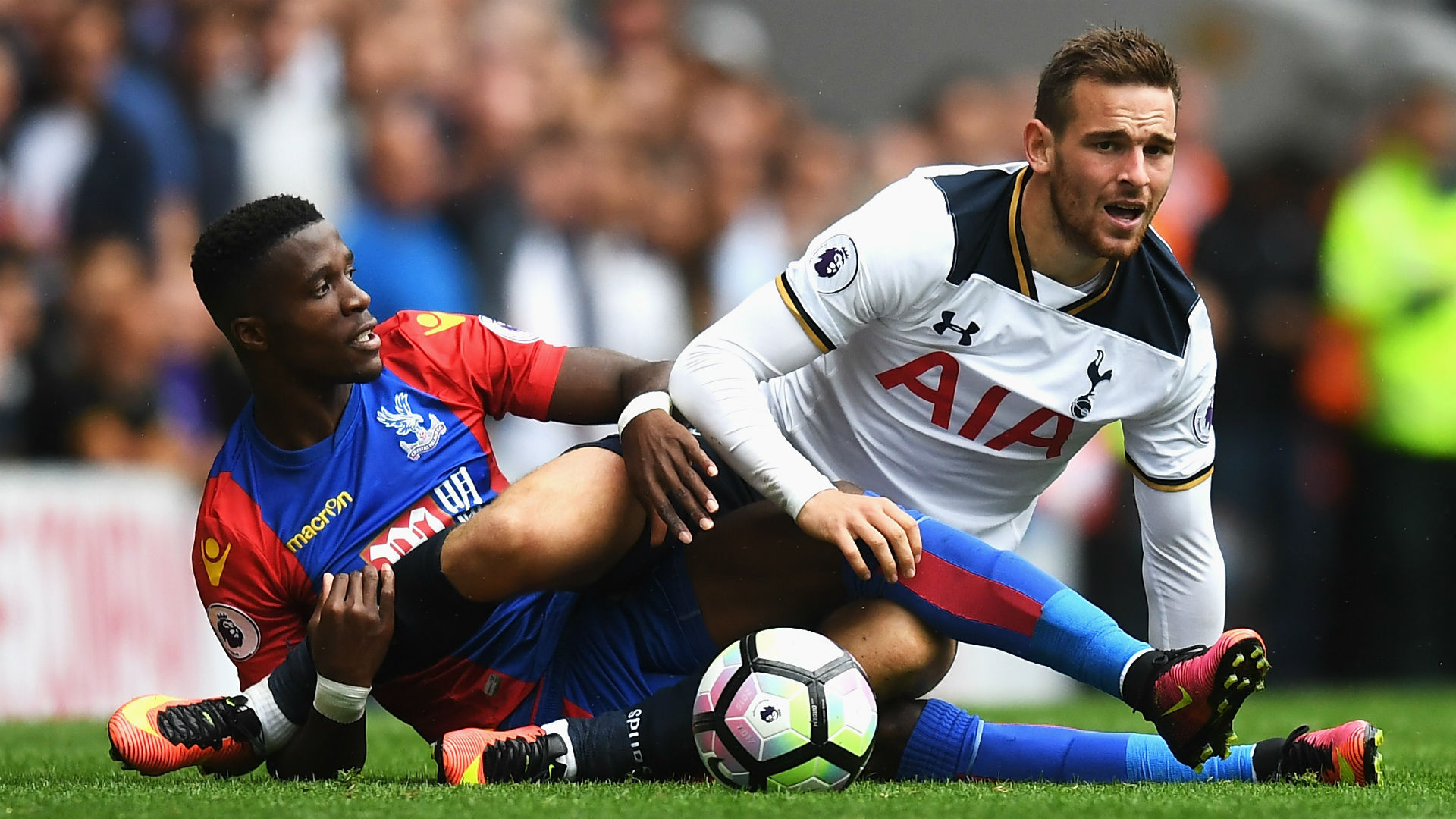 Image result for Crystal Palace vs Tottenham Hotspur