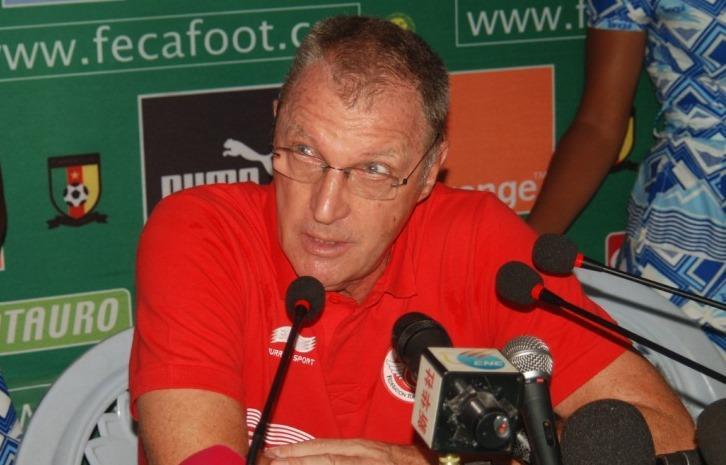 Ruud Krol, Tunisia coach