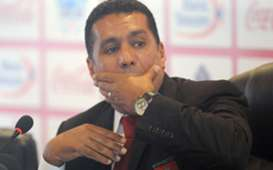 Head coach of the Moroccan national football team, Rachid Taoussi