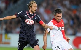 Ligue 1 : Jaroslav Plasil vs Jeremy Toulalan (Bordeaux vs Monaco)