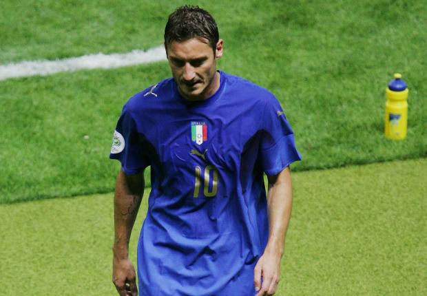 Francesco Totti - Italy