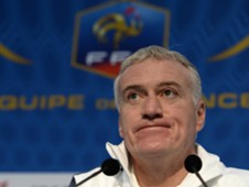 DIDIER DESCHAMPS FRANCE 11172013