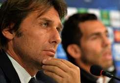 Conte Tevez Juventus