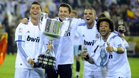 Cristiano Ronaldo Real Madrid Copa del Rey 2011