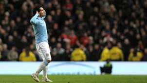 Carlos Tevez Manchester City Manchester United