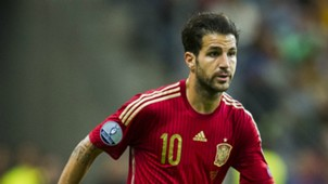 Cesc Fabregas Spain