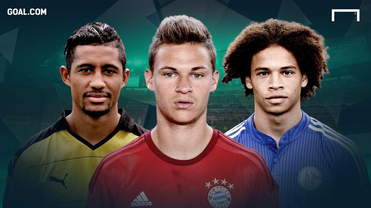 Bundesliga Shooting Stars Cover