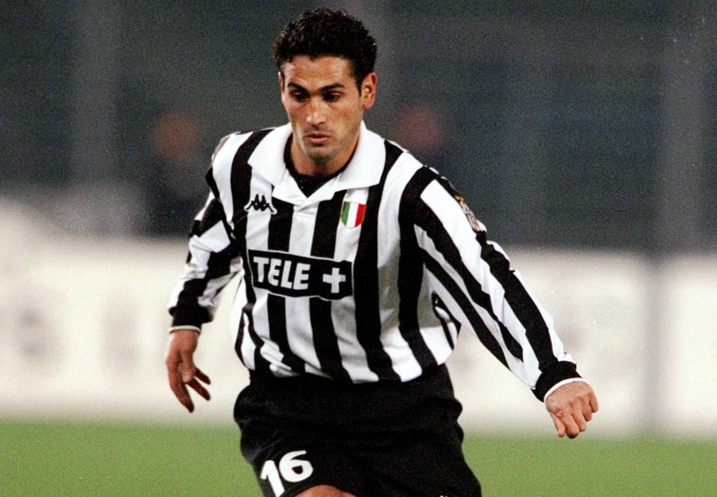 Nicola Amoruso - Juventus