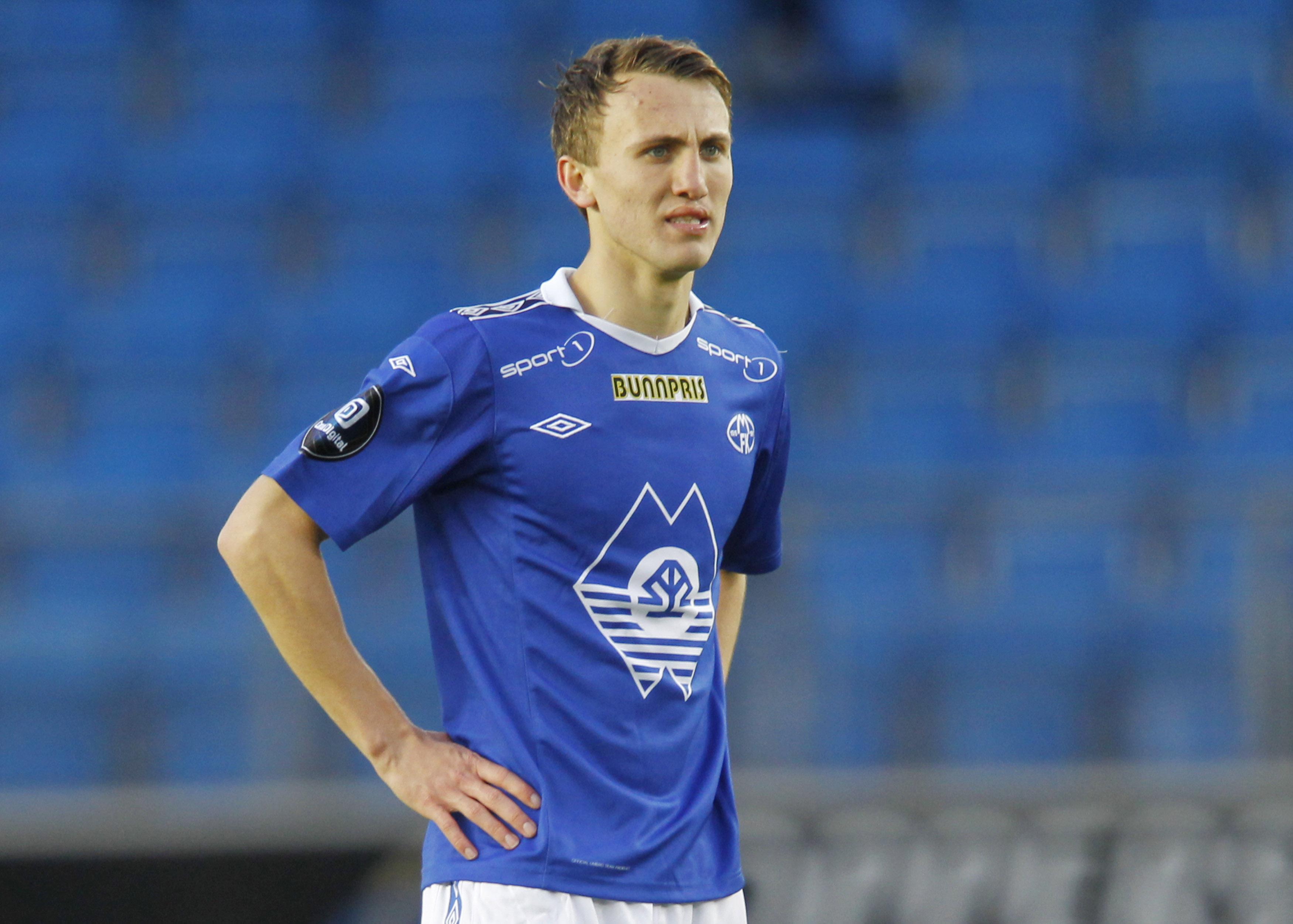 New Cardiff City midfielder Magnus Wolff Eikrem