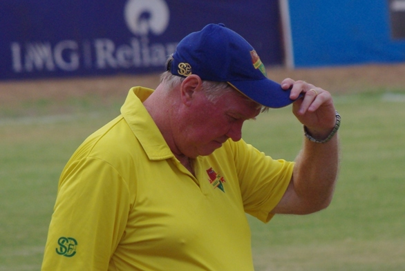 David Booth, Salgaocar FC