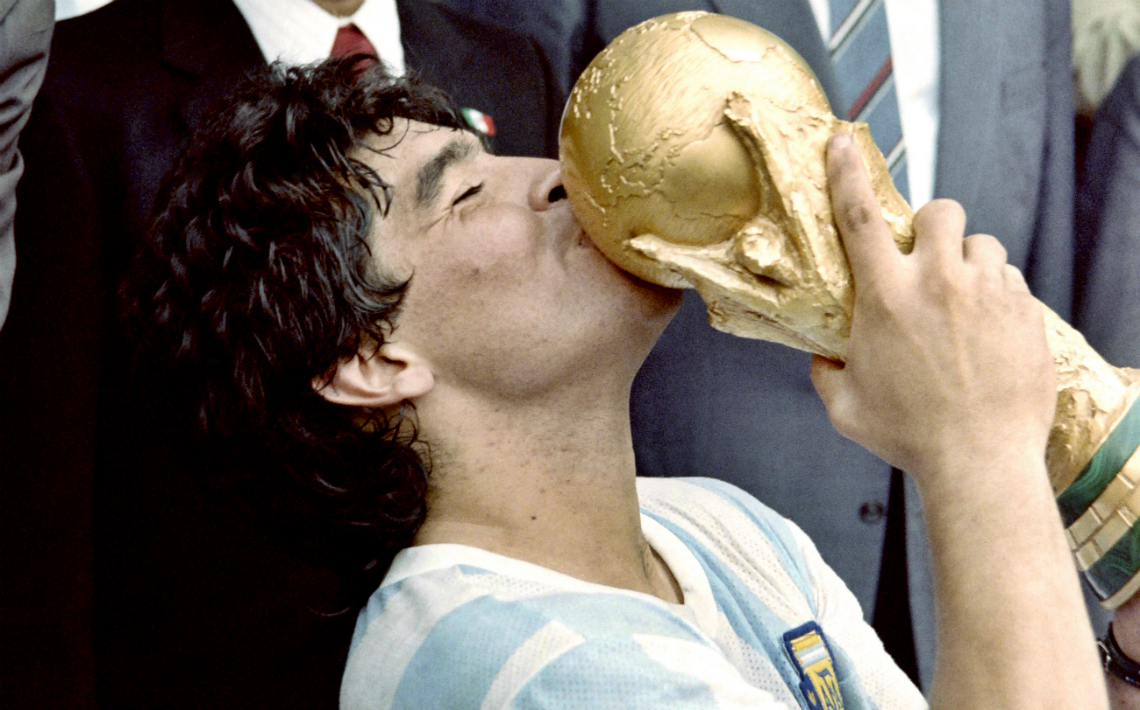 Diego Maradona - 1986 World Cup