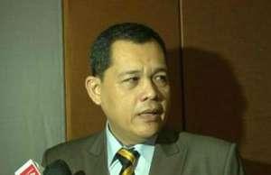 Datuk Hamidin Mohd Amin - Football Association of Malaysia - General-secretary