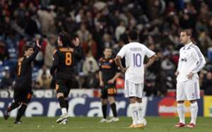 Real Madrid - Roma 2008
