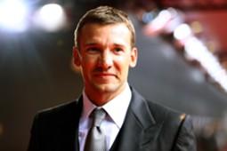 Former Milan striker Andriy Shevchenko