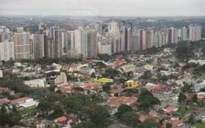 Curitiba landscape - 2014 FIFA World Cup