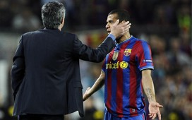 FC Barcelona: Dani Alves & Jose Mourinho, then Inter