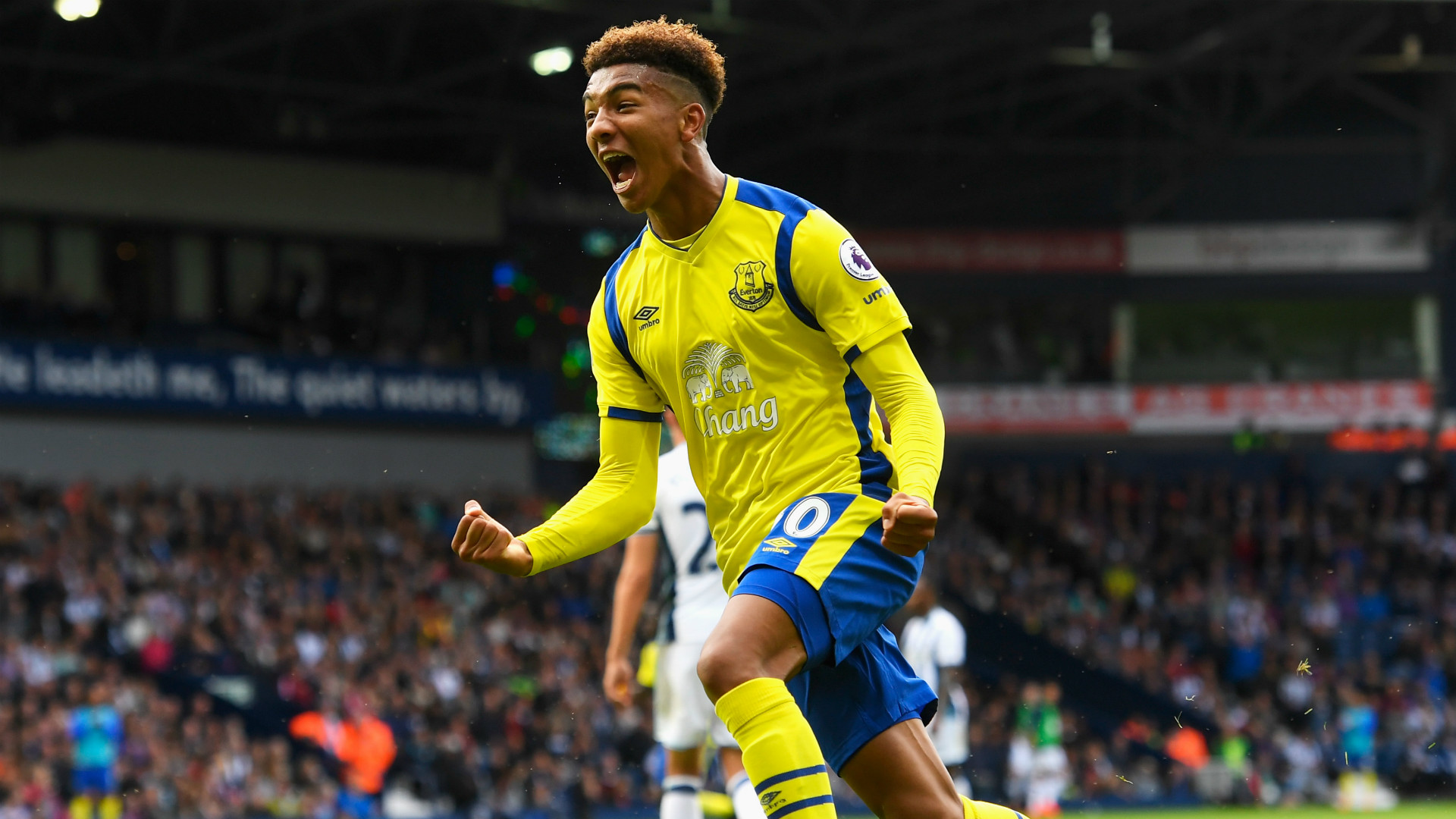 Premier League Team of the Week Mason Holgate