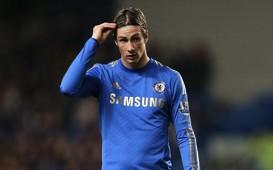 EPl, Chelsea v QPR, Fernando Torres