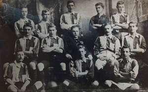 Lomas Athletic Club 1893