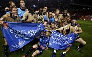Arsenal Premier League winners 2002