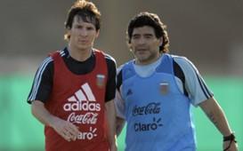 Messi-Maradona 2009