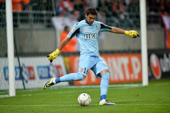 SERGIO ROMERO AS MONACO