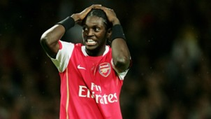 Adebayor, Arsenal