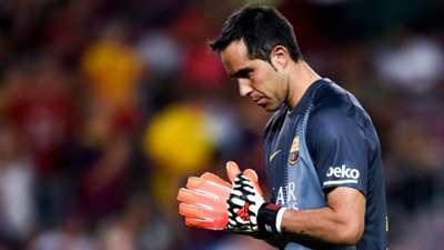 Claudio Bravo   Barcelona