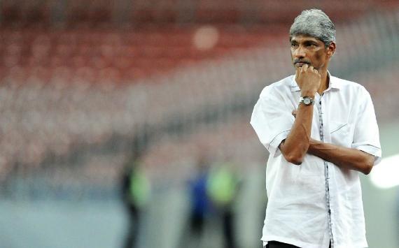 K. Rajagopal - Malaysia head coach