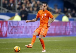 Gregory van der Wiel Netherlands Paris Saint-Germain